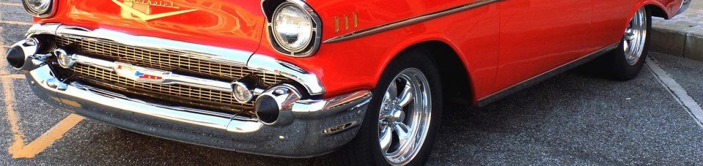 Chevrolet restaurée